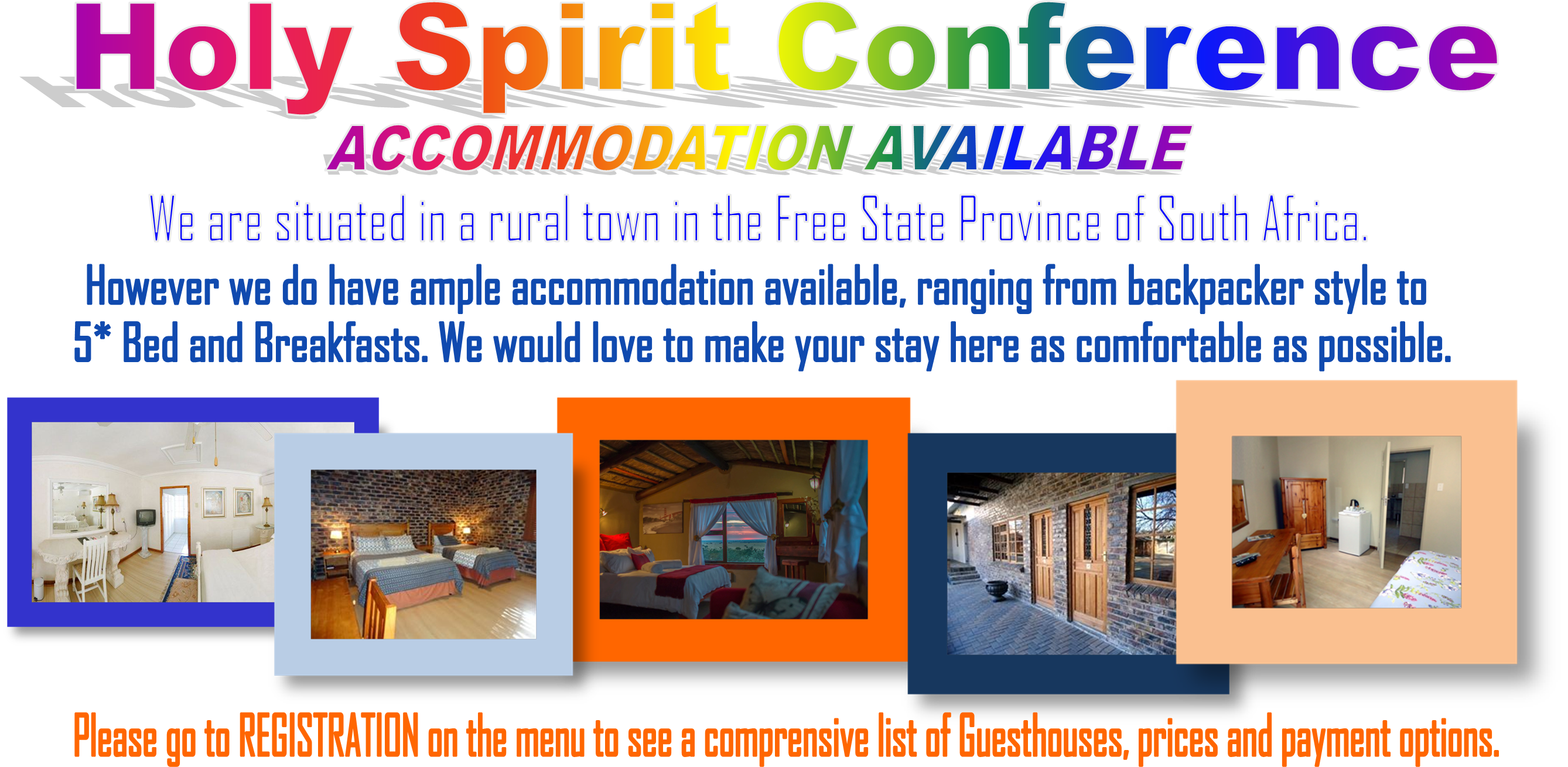 ACCOMMODATION  ON MENU SLIDE